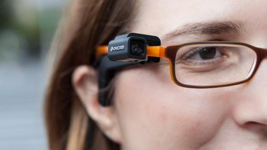 OrCam – Google Glass для незрячих