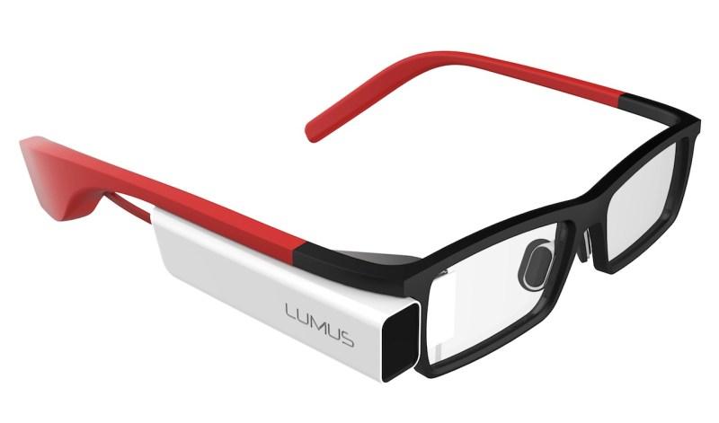 Lumus – военные технологии в очках дополненной реальности