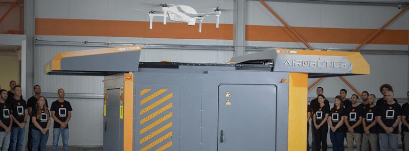 Airobotics - автономный беспилотник