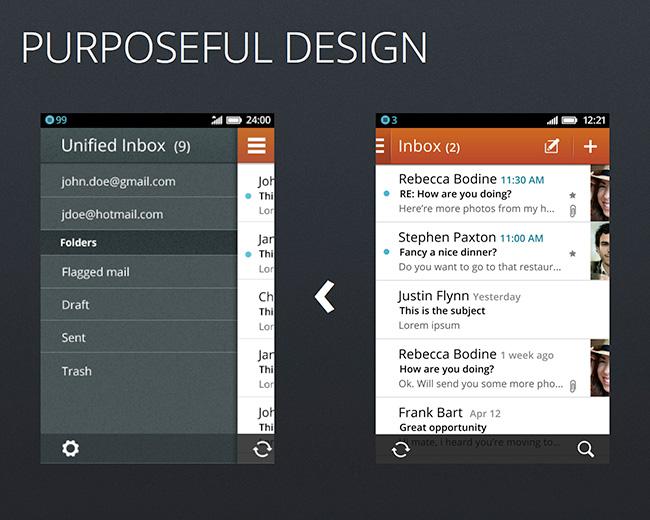 Mozilla рассказала о дизайнерских принципах Firefox OS