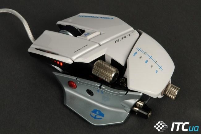 Обзор Cyborg M.M.O. 7 Gaming Mouse