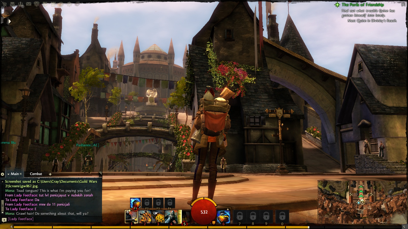 Guild Wars 2 C – Meta Morphoz