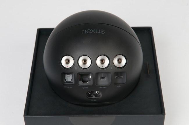 Обзор Google Nexus Q