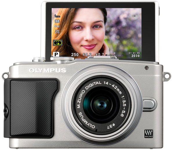 Olympus представила камеры PEN E-PL5 и PEN E-PM2 стандарта Micro Four Thirds