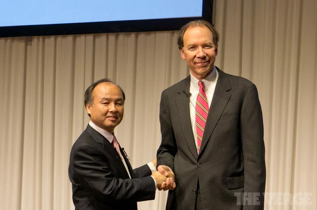 Японская SoftBank купила американского оператора сотовой связи Sprint за $20,1 млрд.