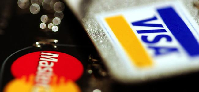 Каждая десятая покупка по платежным картам в Украине оплачена через интернет
