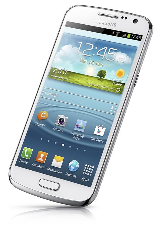 Смартфон Samsung Galaxy Premier попадет в Украину в декабре