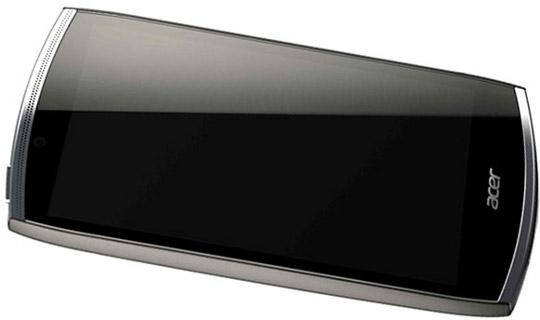 У Acer в планах смартфон на платформе Intel