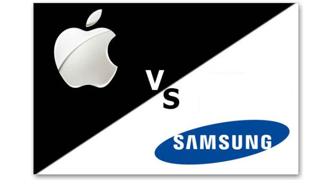 Патентная война Apple и Samsung проходит с переменным успехом