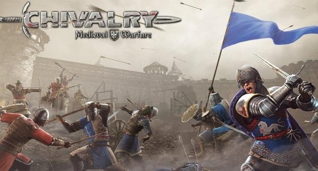 Обзор игры Chivalry: Medieval Warfare