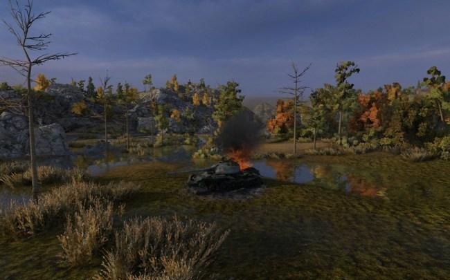 Обзор World of Tanks 0.8.0