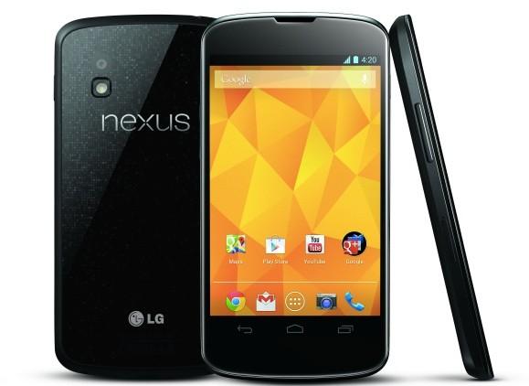 LG Nexus 4 анонсирован официально