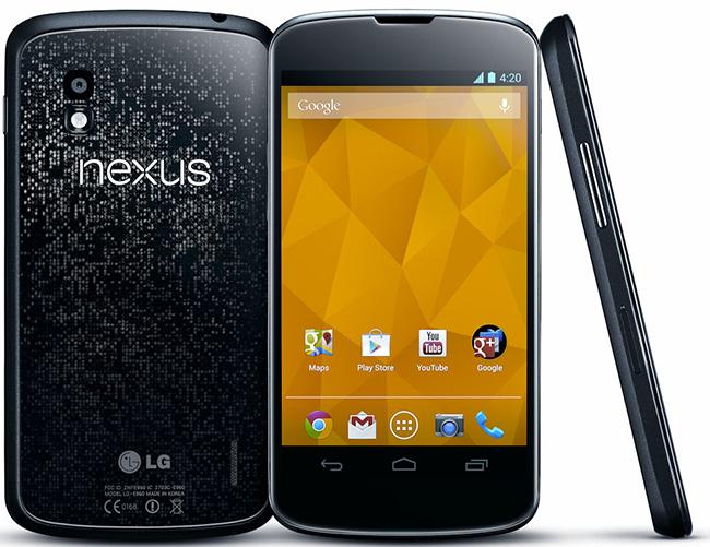 LG намерена продавать Nexus 4 намного дороже, чем Google