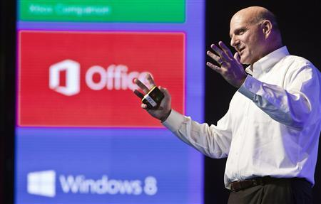 Стив Балмер: продажи Windows Phone быстро взлетят