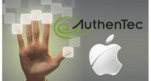 Apple избавляется от лишнего. Продано одно из подразделений AuthenTec