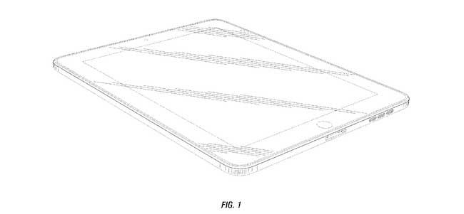 Apple получила патент на прямоугольную форму со скругленными углами