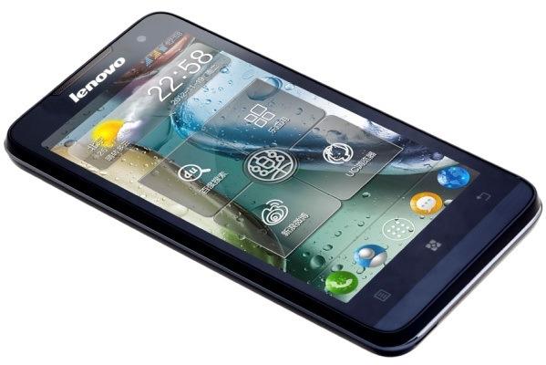 Lenovo показала недорогой Android-смартфон с 26-дневной автономностью
