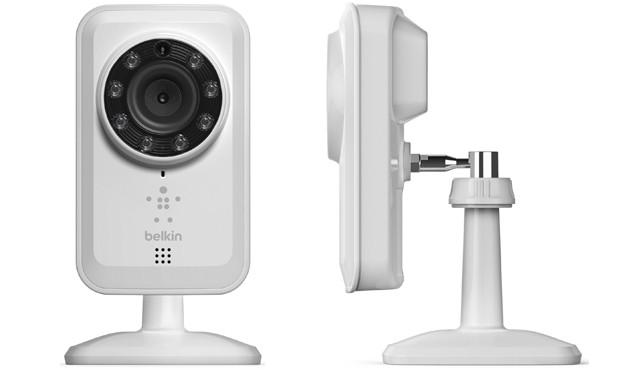 Belkin представила Wi-Fi камеру NetCam с поддержкой ночного видения, iOS и Android