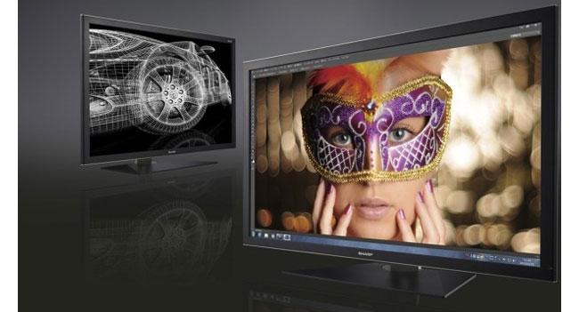 Sharp ведет переговоры об инвестировании в технологию IGZO со стороны Intel, Dell и Qualcomm