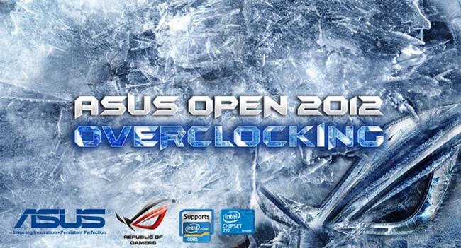 В Киеве пройдет ASUS Open Overclocking Cup 2012