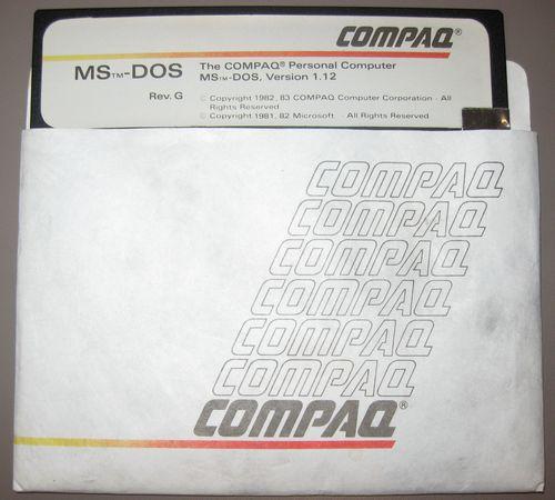 Совместимые и качественные: краткая история Compaq