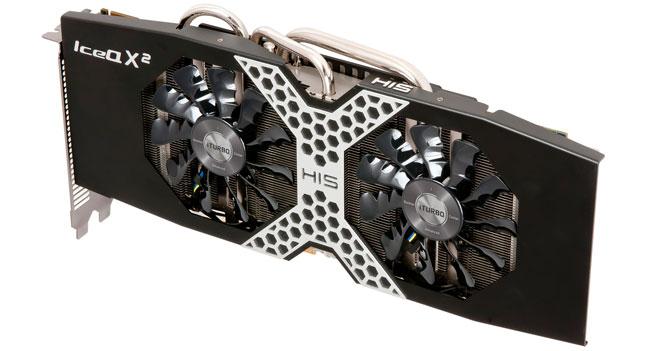 HIS выпустила две разогнанные видеокарты Radeon HD 7950