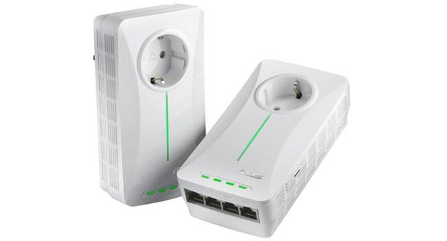 ASUS представила высокоскоростные сетевые адаптеры powerline PL-X51P и PL-X52P