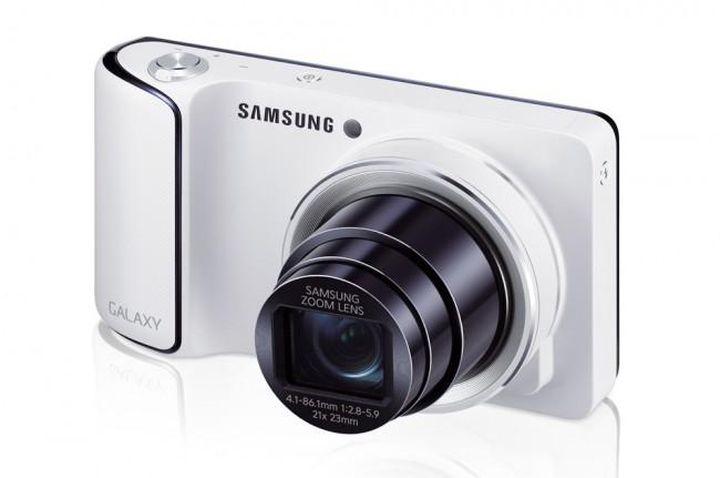 Обновлено: Samsung Galaxy Camera приедет в Украину в феврале