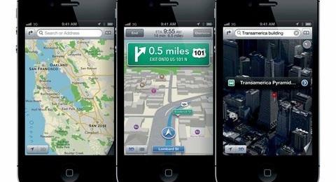 WSJ: начались полевые испытания клиента Google Maps для iOS 6