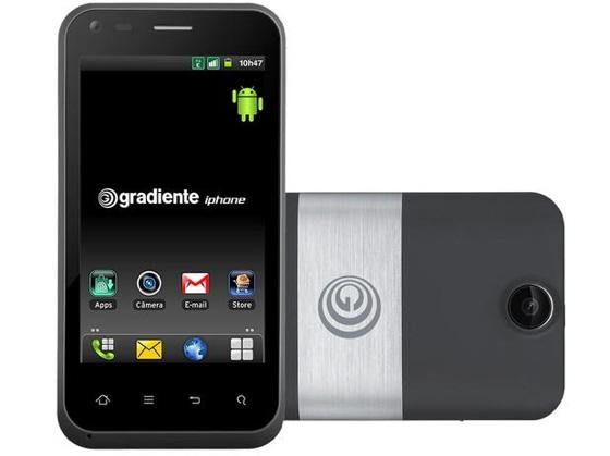 В Бразилии будет продаваться еще один IPHONE, не от Apple
