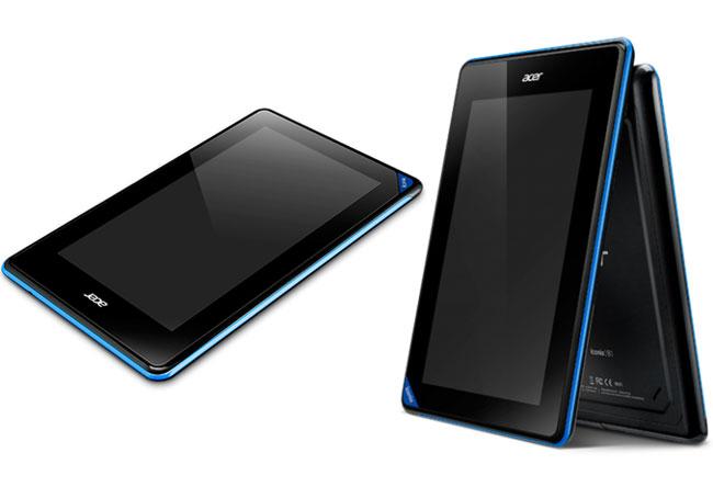 WSJ: Acer планирует выпустить Android-планшет за $99