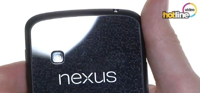 Обзор коммерческой версии смартфона LG Nexus 4