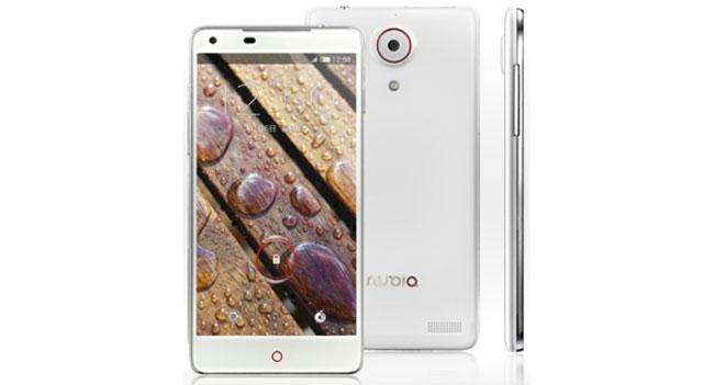 ZTE анонсировала смартфон Nubia Z5 с Full HD дисплеем и батареей емкостью 3000 мАч