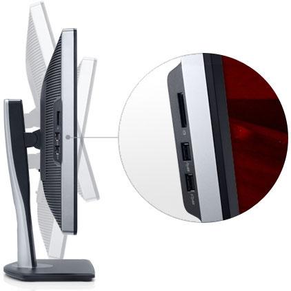 Dell выпустила профессиональный монитор U2713H с охватом 99% цветового пространства Adobe RGB