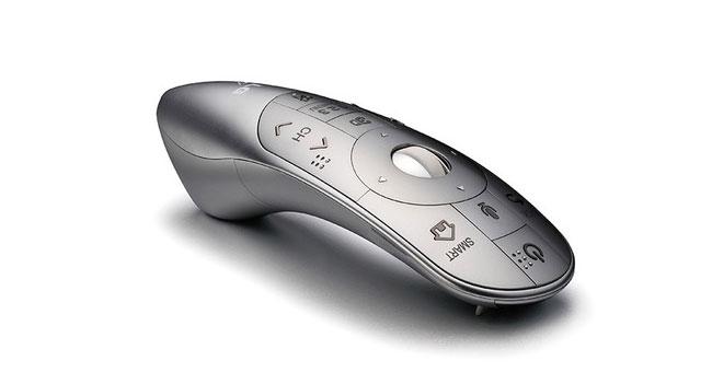 Обновленный пульт ДУ LG Magic Remote поддерживает улучшенную функцию распознавания голосовых команд