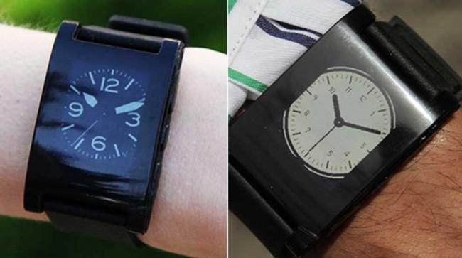 Собравшие на Kickstarter $10 млн «умные» часы Pebble начнут распространяться через 2 недели
