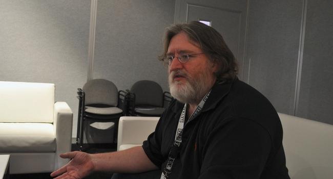 Гейб Ньюэлл: Steam Box от Valve будет работать на Linux