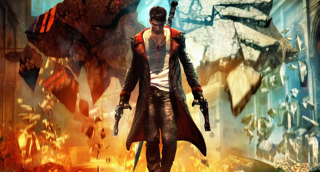DmC Devil May Cry: дух времени
