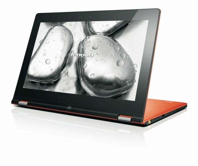 Lenovo IdeaPad Yoga 11S - ультрабук-трансформер с 11,6-дюймовым сенсорным дисплеем и Windows 8