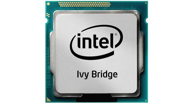 Intel представила бюджетные модели процессоров Ivy Bridge