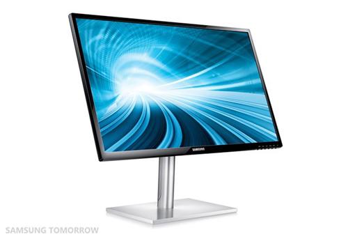 Samsung анонсировала два новых компьютерных монитора