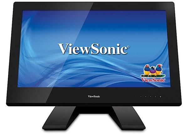 ViewSonic показала на CES три сенсорных монитора, сертифицированных для совместного использования с Windows 8