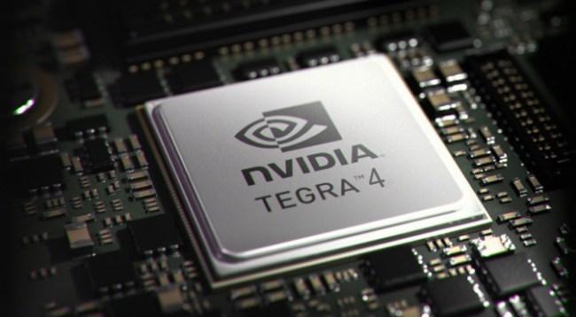 NVIDIA показала Tegra 4: 4-ядерный процессор и продвинутая графика GeForce