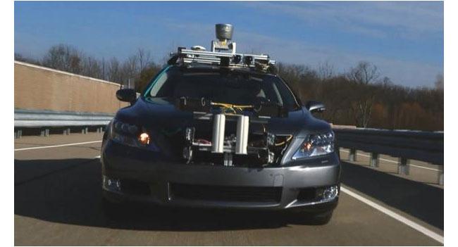 Toyota и Audi покажут на CES 2013 самоуправляемые автомобили