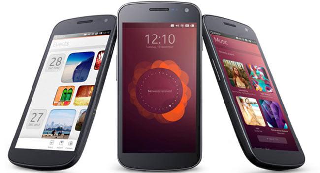 Запуск Ubuntu-смартфонов состоится в октябре этого года
