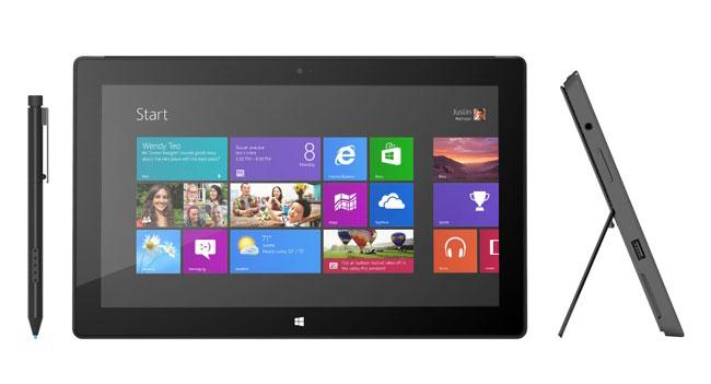 Заинтересованные потребители столкнулись с недостачей планшетов Microsoft Surface Pro