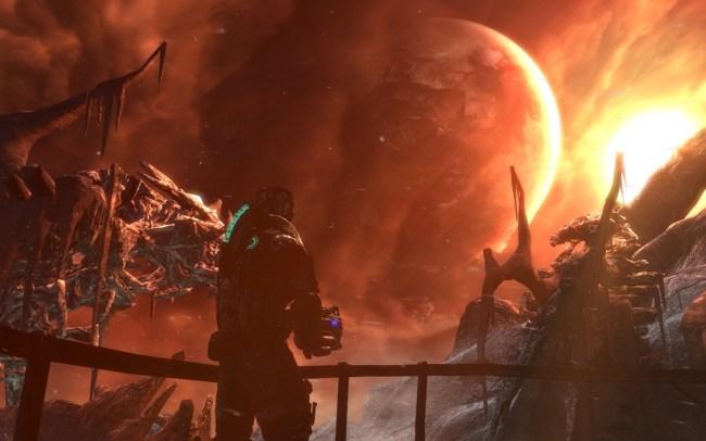 Dead Space 3: иногда они возвращаются...