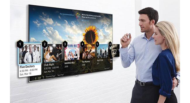 Samsung представила на MWC 2013 сервис TV Discovery