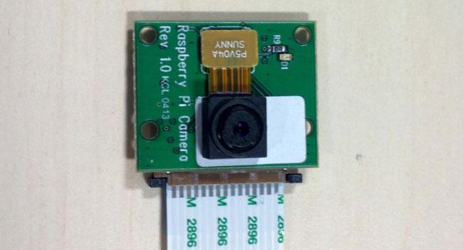 Анонсирован модуль камеры для Raspberry Pi по цене $25