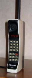 Юбиляр Motorola DynaTAC 8000x
